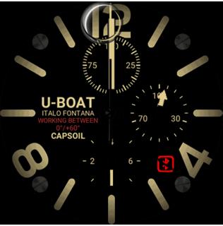 UB Capsoil Хроно3